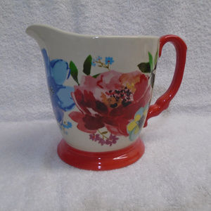 Pioneer Woman 1 Quart 4 Cup Measuring Cup Floral